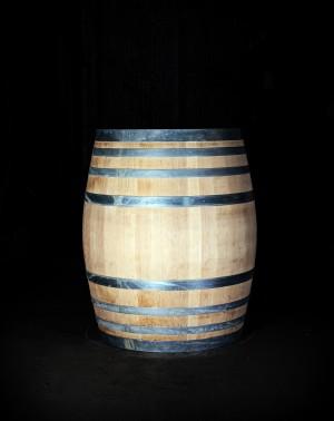 Barriles de 400 litros al servicio de la cervecería