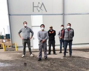 H&A: Seguimiento del VIDOC-19